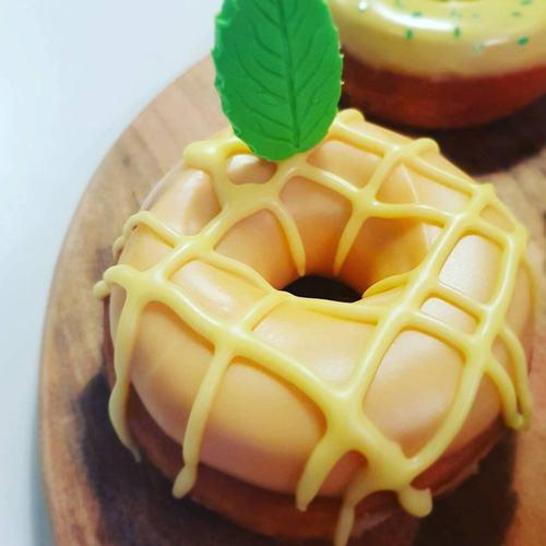 donut ananas
