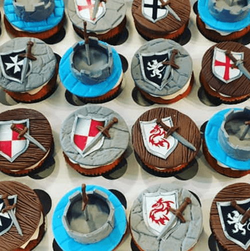 cupcakes ridders